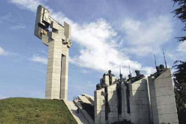 Памятник воинам-освободителям в Стара-Загоре