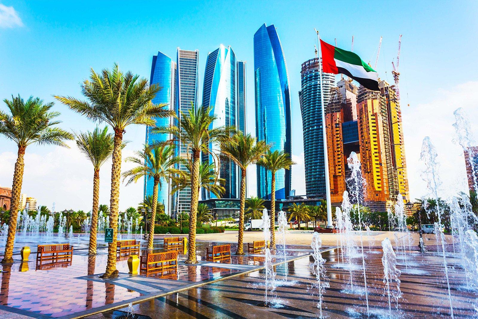 Встречайте Новый год в Объединенных Арабских Эмиратах!