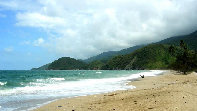 пляж Barlovento