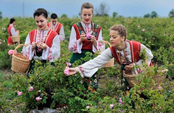 Болгарские костюмы, Русе