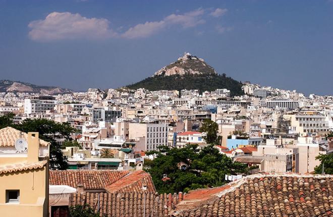 Афины. Греция 1