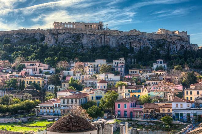 Афины. Греция 3