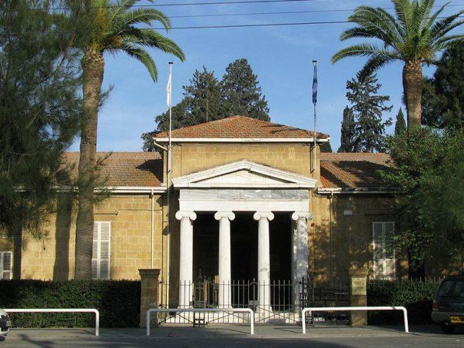 Археологический музей Никосии