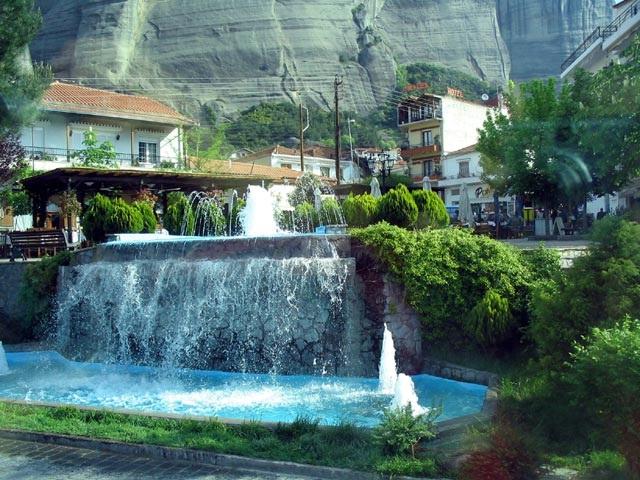 Сказочный пейзаж на Корфу