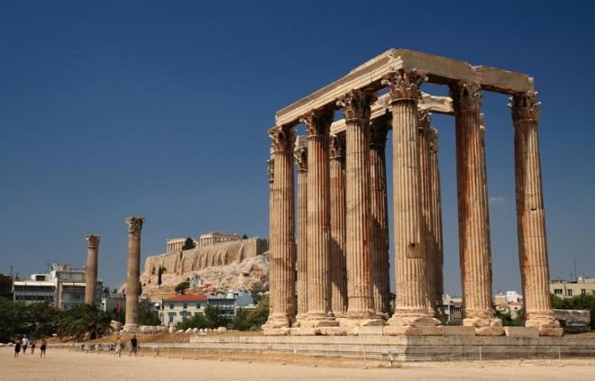 Храм Зевса