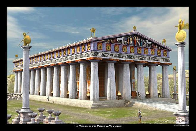 Храм Зевса1