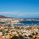 Город Las Palmas на Gran Canaria