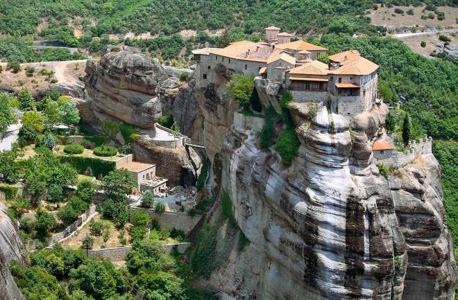 Монастырь Мегало-Метеоро