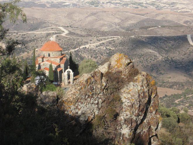 Монастырь Ставровуни1