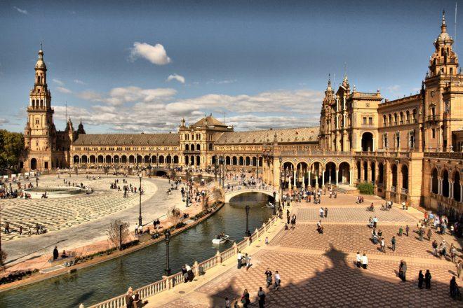 Площадь Испании1