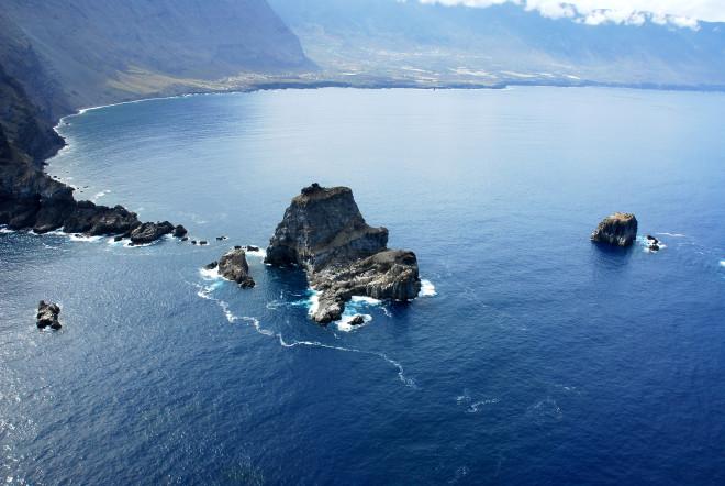 Рокес де Сальмор. Канарские острова