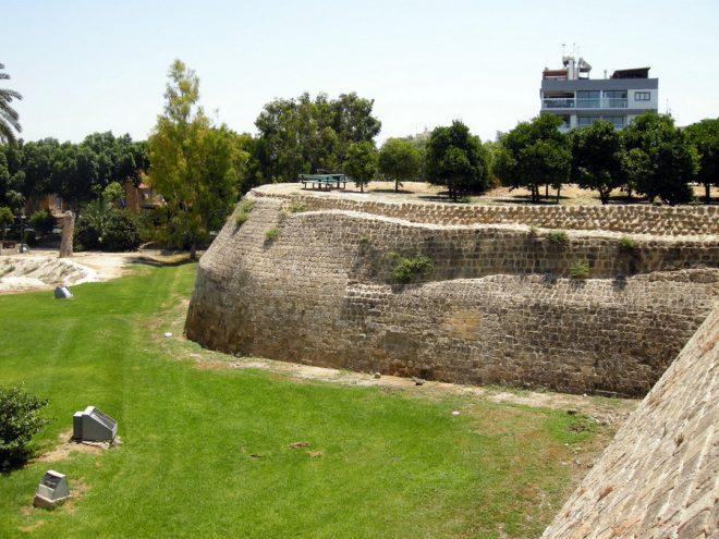 Венецианские стены1