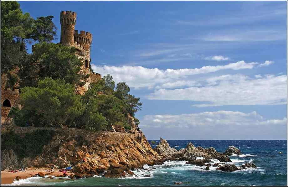 Castello di Palermo Lloret de Mar