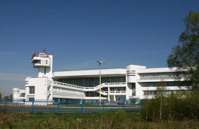 Аэропорт Бреста