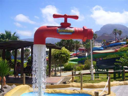 аквапарк в Адехе