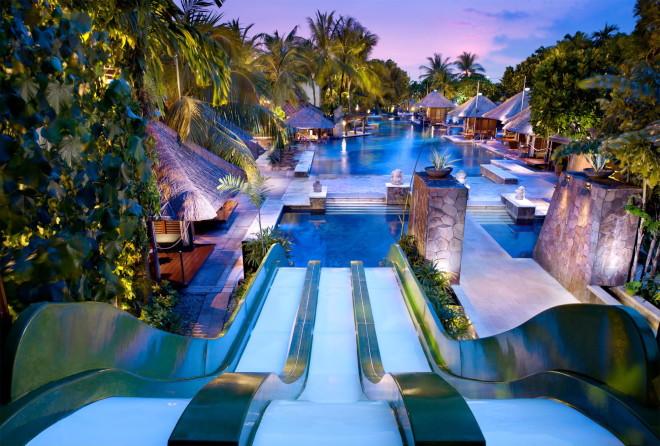 Отель на курорте Азий, о.Бали