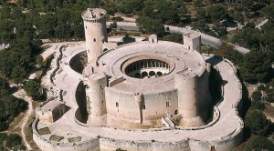 Замок Кастель де Бельвер