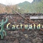 Парк Кактусов на Гран Канария