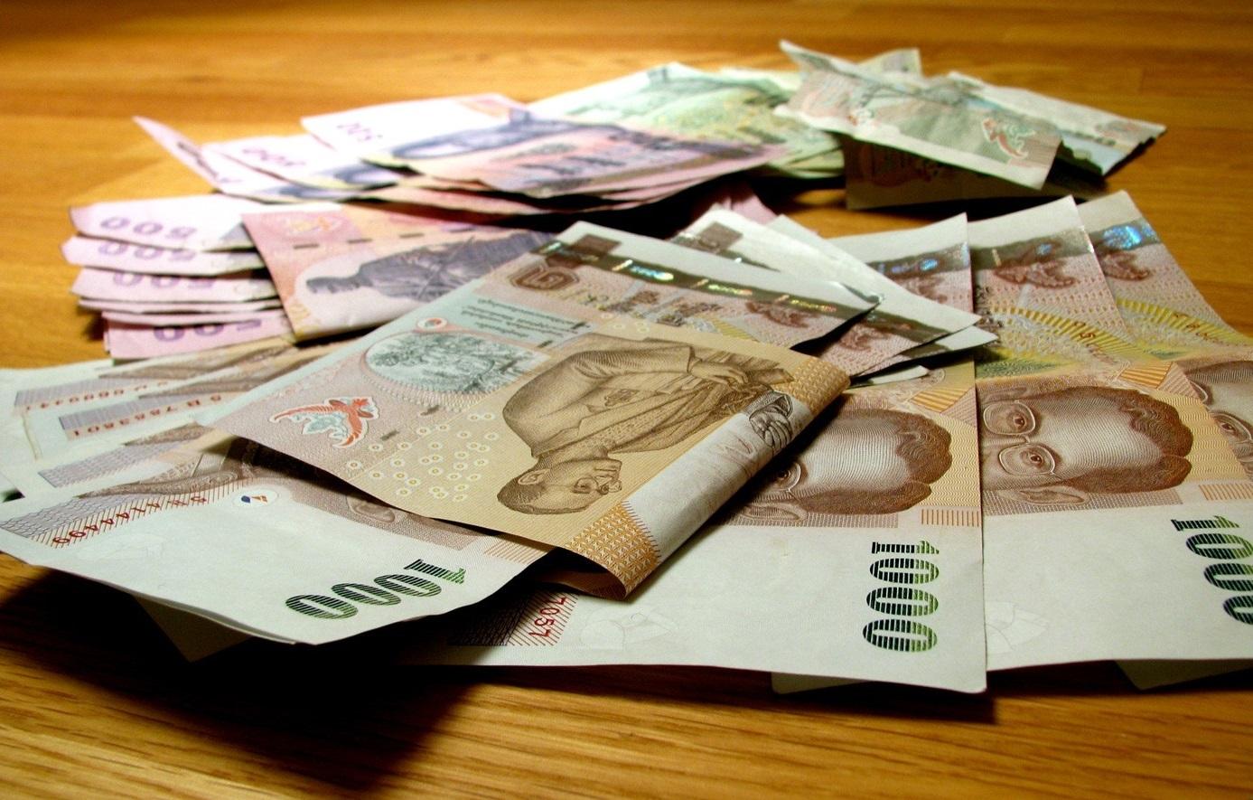 Курс бата к доллару на пхукете