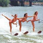 История возникновения водных лыж