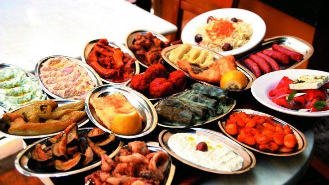 Блюда местной кухни