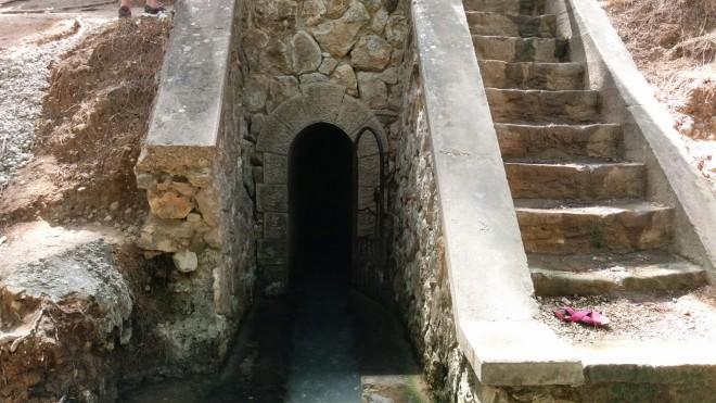 тоннель на 7 источниках