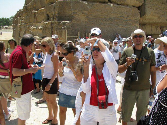 Внешний вид туристов